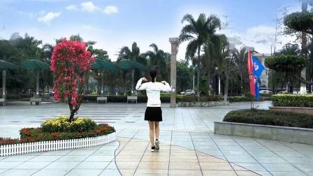 点击观看《博白广场舞 卡路里 编舞 蔡燕 优秀舞蹈正背面示范》