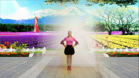 焦陂百和广场舞 一分不是爱 32步步子舞教学分解 附正背面示范