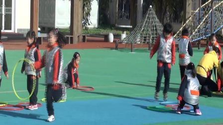 华师学特幼教资格证4.27面试授课视频资料1-转身跳圈