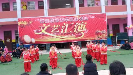 幼儿舞蹈《中国红》