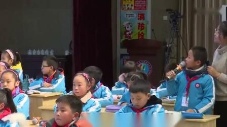 部编版二年级语文《寒号鸟》名师教学视频-江苏省语文特级教师教育思想研讨会-张维娜