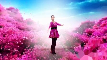 榕城舞魅广场舞 相逢是首歌 编舞 张惠萍