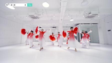 点击观看《中国舞 扇舞丹青》