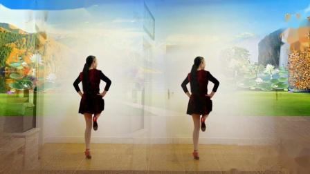 焦陂百和广场舞 山寨美 正背面附32步分解教学舞蹈