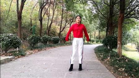 红豆广场舞精选《遍地是情歌》