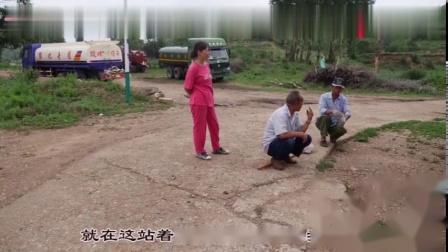 霞张家口农村大哥说养牛,母牛在特殊时期要当心,脾气暴躁攻击人8557视频