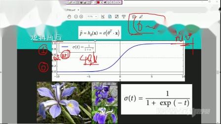 04_逻辑回归的损失函数_交叉熵_逻辑回归对比多元线性回归【尚学堂·百战程序员】
