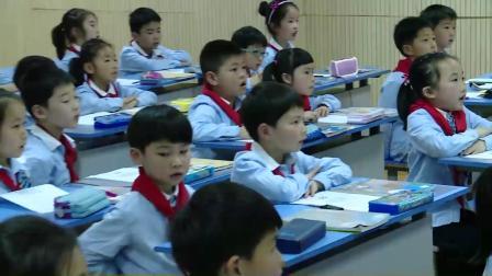 人教版数学一下《100以内数的认识》课堂教学视频实录-叶盈盈
