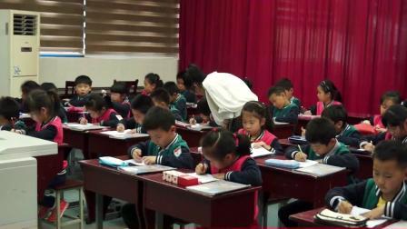 人教版数学一下《同数连加解决问题》课堂教学视频实录-杨红娟