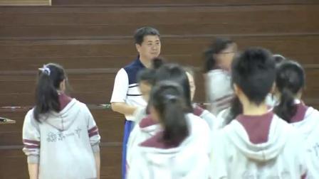 高中体育《羽毛球正反手网前挑球》获奖课教学视频