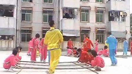 高中体育民族民间传统体育项目《跳竹竿》获奖课教学视频