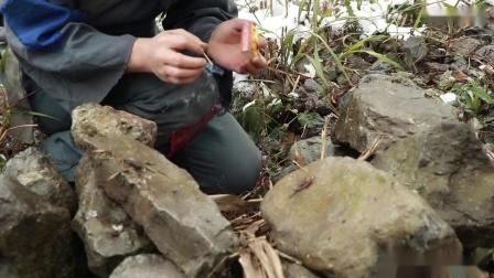 【山药】铁板鸭肠,就冲这吃相,就知道有多爽了-火爆铁板鸭肠2视频
