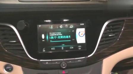 济南别克GL6汽车音响改装效果试听《光阴的故事》