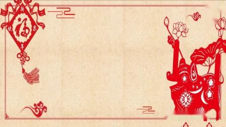 大庆杰克广场舞《吉祥中国年》原创变队形年会灯笼舞附教学