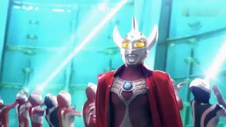 欧布奥特曼英雄传:欧布眼中的泰罗像个神经一样呢!