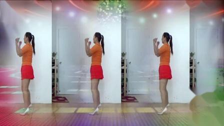 蓝莓思洁广场舞《女人不吃醋》动感欢快情歌广场舞视频