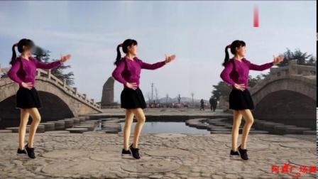 舞动时尚DJ广场舞眉飞色舞广场舞与你一起绽放精彩