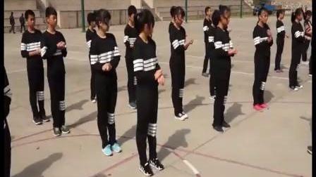人教版七年級體育趣味耐久跑陳芳