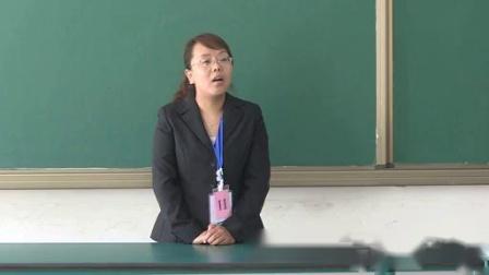 基因的分離定律_高中生物教師說課視頻及實錄