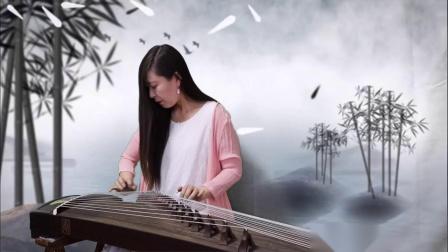《琵琶语》古筝版-刘巧云