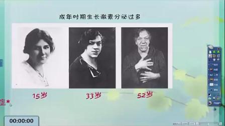 初中生物人教版七年級下冊第四節激素調節-天津市程林中學