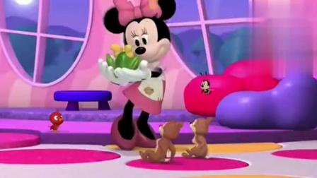 米奇妙妙屋 王子帶著水晶鞋尋找灰姑娘米妮 甜蜜到爆 羨煞旁人呦
