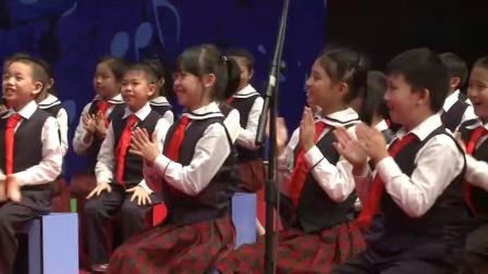 三年级大赛课《打枣》一等奖教学视频-全国小学音乐优质课竞赛