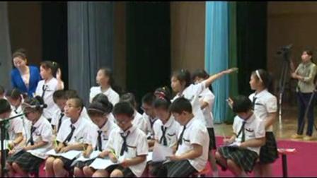 三年级音乐《保护森林爱国家》大赛课教学视频