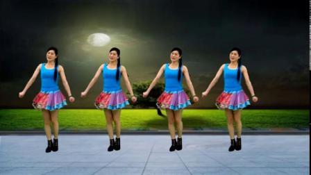 广场舞《幸福的爱你一辈子》韵律优美32步,醉人动听,好看好学!