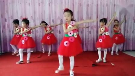 儿童广场舞-小苹果¡¢小朋友跳的太好了