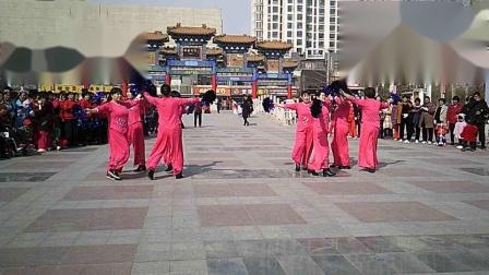 安平县惠祥新城广场舞?#37117;?#31077;中国年¡·