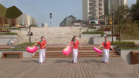 CIMG3599赣州中央公园广场舞(太湖美)(编舞:山茶)