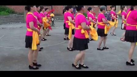 713矿协美广场舞  打腰鼓 视频