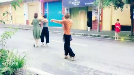双人舞  北京平四