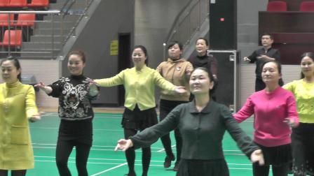 2019年丹阳市社会体育指导员广场舞培训班,共筑中国梦,老年体协,东方艺术团,群星艺术团,体育舞蹈协会