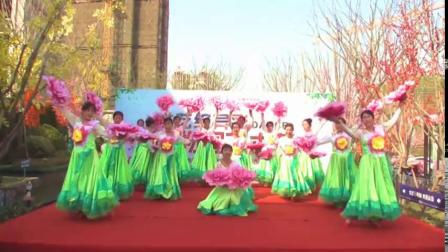 """淄博恒大林溪郡""""植物園藝術節""""廣場舞大賽 13.《祖國頌》 華南"""