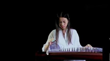 【古筝】露露演奏《琵琶语-伴奏版》