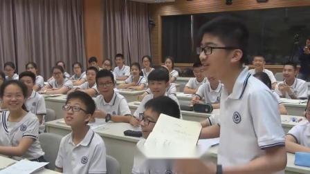 八年級語文《學寫故事》習作課堂實錄-教學周老師