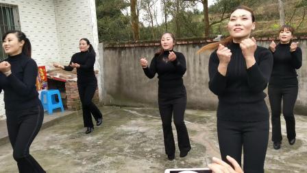米悠悠~广场舞