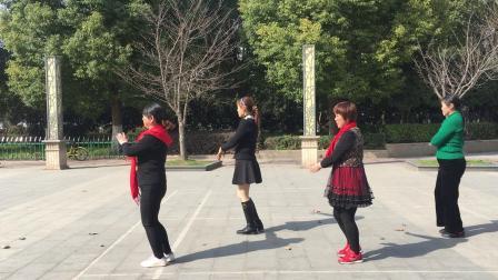 糖豆广场舞油菜花之恋。