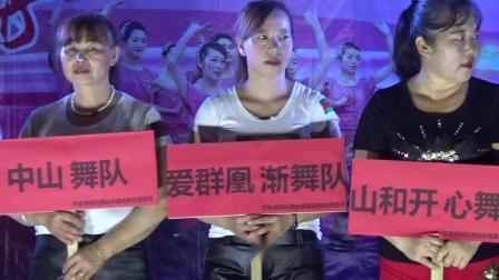 《开幕式》2019横岭中山舞队广场舞联欢晚会(二月二十)