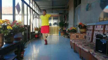 野菜妹子廣場舞--把愛都給你--編舞青兒
