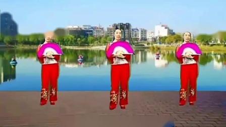 扇子廣場舞-煙花三月下揚州