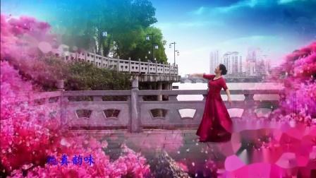 榕城舞魅广场舞《春天的芭蕾》正背面演示 编舞 饶子龙