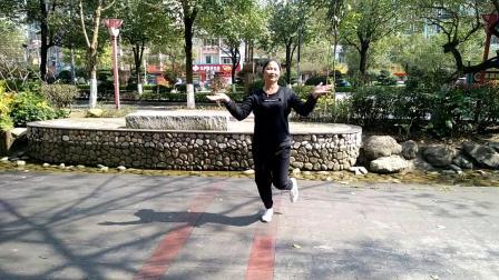 丽贝广场舞,中国节拍