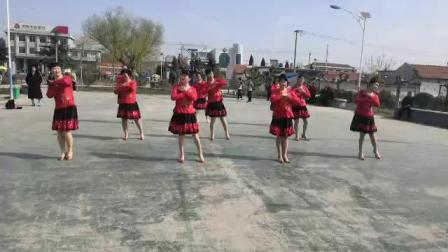 莱阳市万第镇赤山社区健身广场舞(北江美)