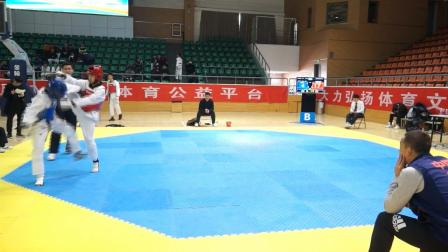 2019年北京市传统校跆拳道冠军赛北京市海淀区体