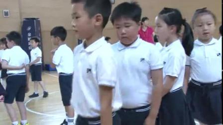 小学体育与健康一年级《攀爬梯子》(小学体育与健康优秀课例教学实录视频)