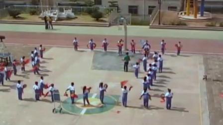 小学体育与健康一年级《儿童基本舞步》(小学体育与健康优秀课例教学实录视频)