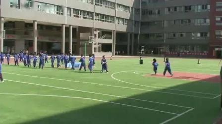 小学体育与健康一年级《快乐小篮球》(小学体育与健康优秀课例教学实录视频)